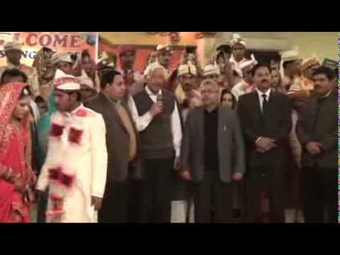 Sialkot joint marriage ceremony: part 3