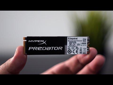 تعرفوا على أسرع وحدة تخزين على وجه الأرض - HyperX Predator!