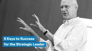 5 Keys to Strategic Success
