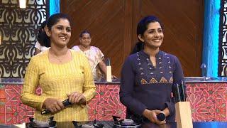getlinkyoutube.com-Dhe Chef | Ep 30 - contestants with families - part 1 | Mazhavil Manorama