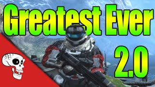 """The Greatest Ever 2"" Halo Reach Rap by JT Machinima"