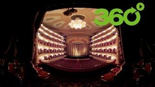 El Teatro Bolshoi en 360º: un paseo por el histórico templo de la cultura rusa
