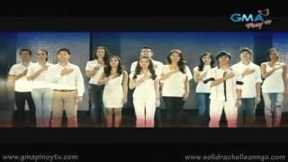 "[HD] ""Lupang Hinirang"" - The Philippine National Anthem (by GMA Network)"