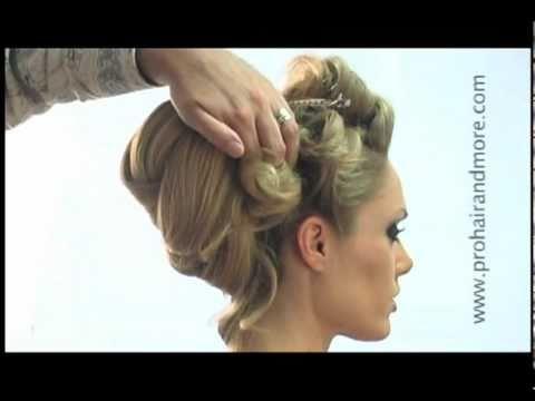 Як зробити красиву зачіску. Крок за кроком