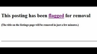 getlinkyoutube.com-Craigslist Automatic Flagger 2017