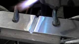 welding Aluminium to Lloyds AlMg