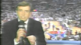 getlinkyoutube.com-CBS Intro: Game 1, 1989 NBA Finals; Pistons/Lakers
