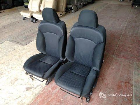 LIS-2 Lexus IS250 - передние сиденья