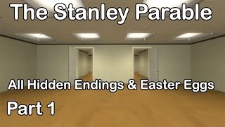 getlinkyoutube.com-The Stanley Parable - All Hidden Endings & Easter Eggs Part 1