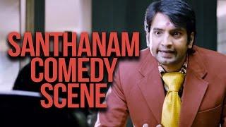 Santhanam Comedy Scenes | Nannbenda