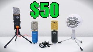 getlinkyoutube.com-Top 5 Best Budget Mics Under $50   2016