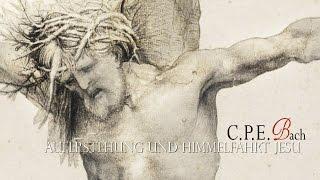 C.P.E. Bach: «Die Auferstehung und Himmelfahrt Jesu» Wq 240 [Coro della RTSI - I Barocchisti]