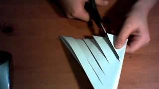getlinkyoutube.com-How to make paper decoration