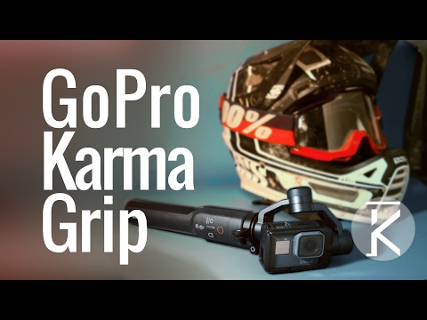 GoPro Karma Grip mounting tips for mountain bikers