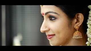 getlinkyoutube.com-ARCHANA + VIVEK WEDDING HIGHLIGHTS by lensmanmoviemakers  : 9447744264