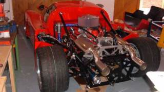 getlinkyoutube.com-Ultima GTR 640 - kit-to-car build in six minutes