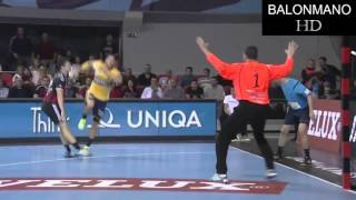 getlinkyoutube.com-The Best Of Handball 2015  I  Lo Mejor Del Balonmano 2015