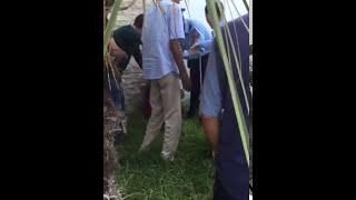 فضيحة شرطي يعتدي على مواطن بسلا 1