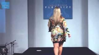 getlinkyoutube.com-Moda Plus Size  Milanina   Verão 2013 @ FWPS   YouTube