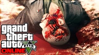 getlinkyoutube.com-GTA 5 Online - First Person Zombies Apocalypse Mode (GTA 5 PS4 Gameplay)
