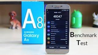 getlinkyoutube.com-Samsung Galaxy A8 Benchmark Test 4K!