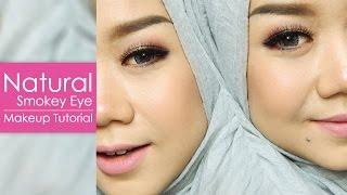 getlinkyoutube.com-Natural Smokey Eye Tutorial | Cheryl Raissa (Using Morphe Eyeshadow Palette)