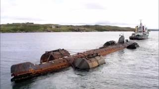 getlinkyoutube.com-MYSTERIOUS NAZI SUBMARINE FROM WWII DISCOVERED IN GREAT LAKES