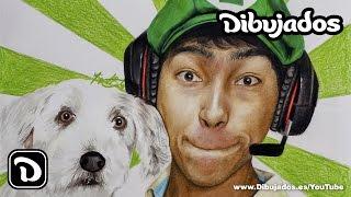 getlinkyoutube.com-FERNANFLOO - Dibujando YouTubers - Dibujados
