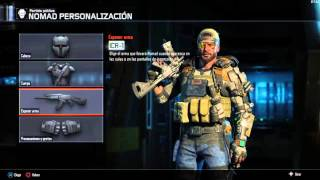 Cómo exponer tu arma y personalizar el Especialista en Call of Duty  Black Ops 3
