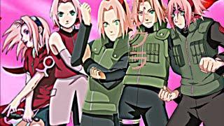 getlinkyoutube.com-Sakura Haruno - All Forms (Naruto,Naruto Shippuden, Naruto The Last, Naruto Gaiden,Boruto Movie)