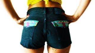 getlinkyoutube.com-PISTACHE GIRLS #5 hot pants sexy girls cute tight denim shorts dancing daisy dukes fashion babe