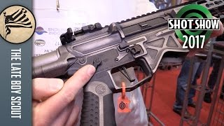 getlinkyoutube.com-Battle Arms Development - AR Upgrades I Love!!! SHOT Show 2017