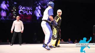 getlinkyoutube.com-Sebastian Ouellette vs Adam Medford - 8 Man Sparring Challenge - Quebec Open 2015