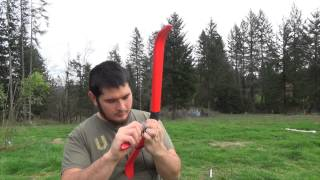 getlinkyoutube.com-100lb Medieval Style PVC Crossbow for Under $10 Part 3 - Building the PVC Prod