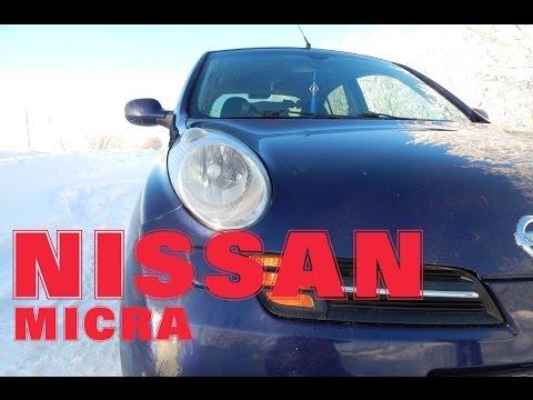 Nissan Micra 2004 (Продажа обзор и тест драйв)