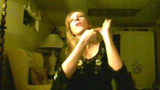 getlinkyoutube.com-The Day He Wore My Crown, Sandi Patty; Sign Language by Sarah Clark