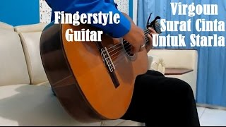 getlinkyoutube.com-Virgoun Surat Cinta Untuk Starla Fingerstyle Guitar