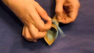 getlinkyoutube.com-Come costruire una cesta porta confetti: Parte 1 (Fai da te) - Arte per Te -
