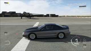 getlinkyoutube.com-Forza 5 - All Motor 950+hp SN95 battles 700+hp MR2 From a Dig + 3 950+hp Nova Wheelies
