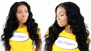 getlinkyoutube.com-PARTIAL SEW IN WITH LEAVE OUT - (FULL DVD TUTORIAL)