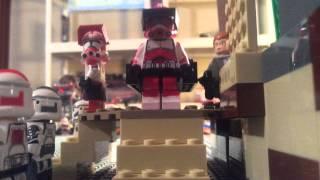 getlinkyoutube.com-Star Wars The Clone Wars EP1:Prison Escape [BrickFilm]