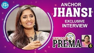getlinkyoutube.com-Anchor Jhansi Exclusive Interview || Dialogue With Prema #6 || #CelebrationOfLife