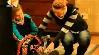 getlinkyoutube.com-Приколы со съемок сериала Папины дочки