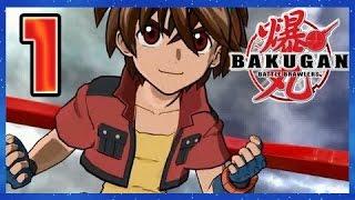 getlinkyoutube.com-Bakugan Battle Brawlers Walkthrough Part 1 (X360, PS3, Wii, PS2) 【 AQUOS 】 [HD]