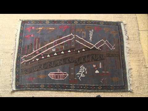 The Afghan war rug that predicted 9/11  [part 1] - Truthloader