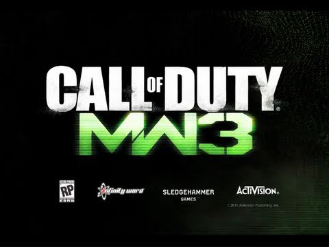 OFFICIAL Modern Warfare 3 Trailer - Call of Duty MW3 Reveal - NEW guns and more!