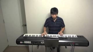 getlinkyoutube.com-Dream Theater - The Gift of Music keyboard cover by Junghwan Kim