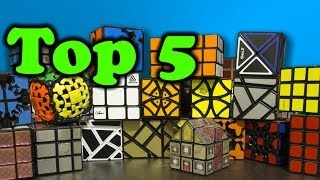 getlinkyoutube.com-Top 5 Cubes