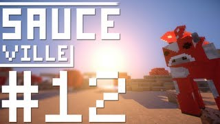 SauceVille - Server Lets Play with 10x - Ep. 12
