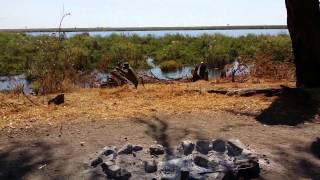 getlinkyoutube.com-Botswana 4x4 Self Drive Safari in 2014...